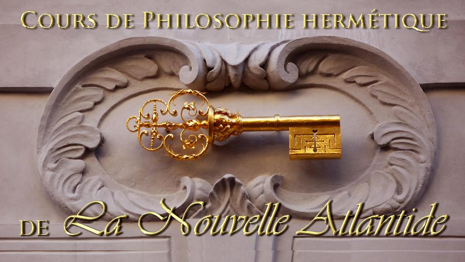 Cours de Philosophie Hermétique