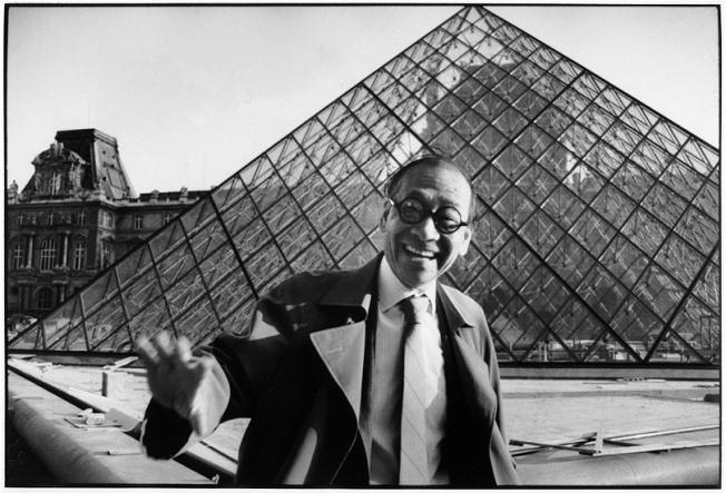 Hommage à Ieoh Ming Pei