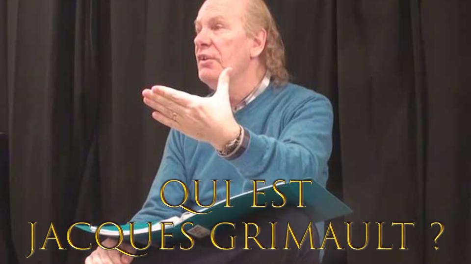 Qui est Jacques Grimault