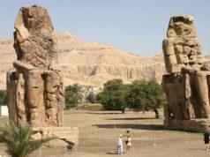 Énigmes autour des Colosses de Memnon